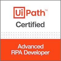 UiPath Certified