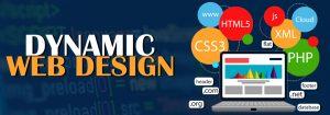 dynamic web design